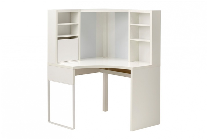 Wall Mounted Study Table Design