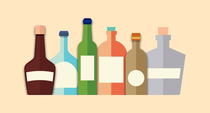 20 bottle vectors eps png jpg svg format download design rh designtrends com bottle vector ai bottle vector icon