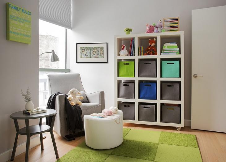 Toy Storage Furniture Design