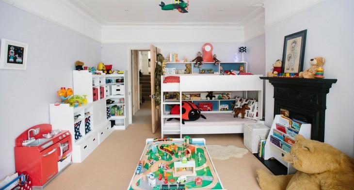 Best Kidu0027s Playroom Storage Ideas