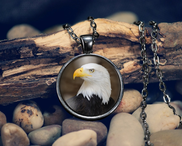 bald eagle jewelry