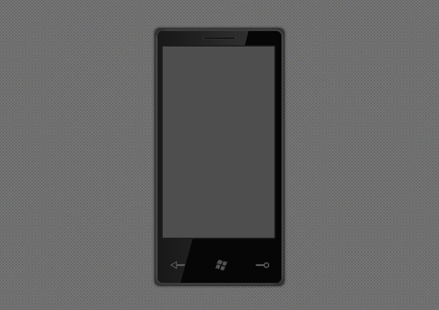 Free Download Windows Smart Phone Mockup