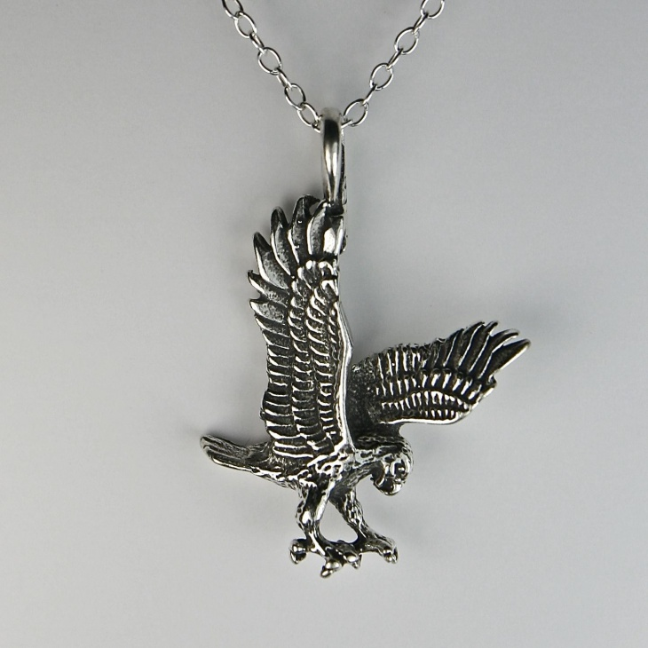 sterling silver eagle jewelry