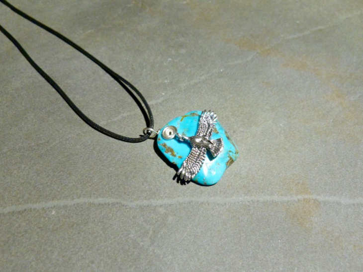 Turquoise Eagle Jewelry
