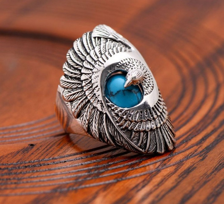 eagle jewelry for men