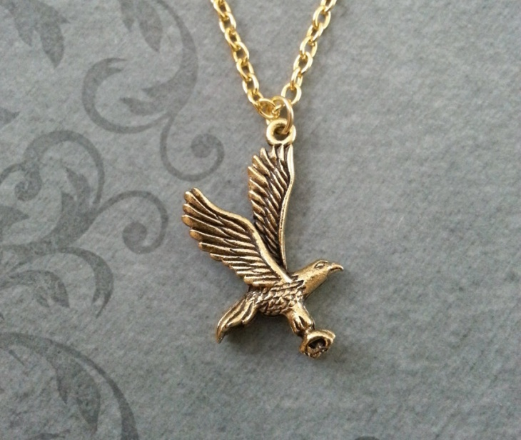 Small Eagle Jewelry