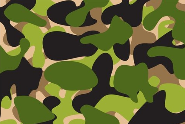 40 Camo Patterns PSD PNG Vector EPS Design Trends Premium Simple Camo Pattern