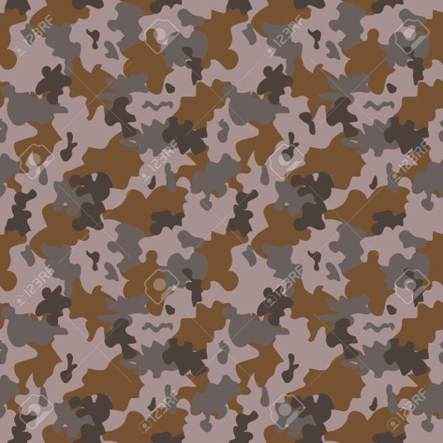 vintage camo pattern