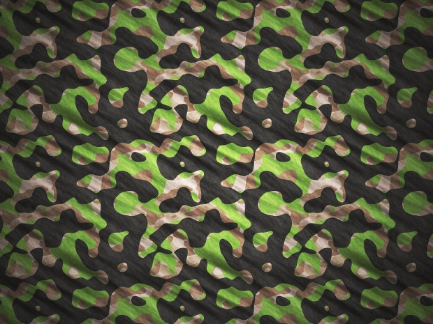 tileable camo pattern