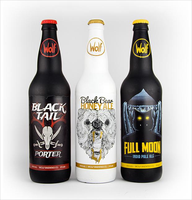 beer bottle label design1