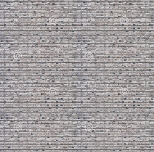white seamless brick texture