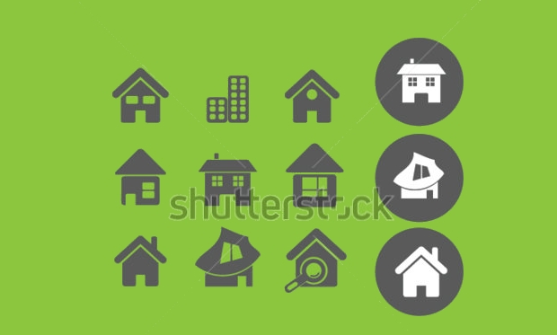 Home Building Icons