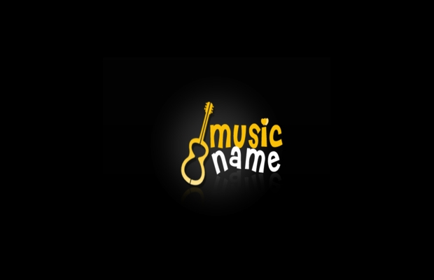 music company logo design