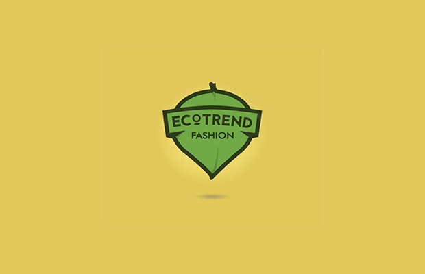 Eco Fashion Company Logo