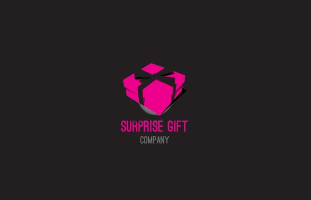 Gift Company Logo Design