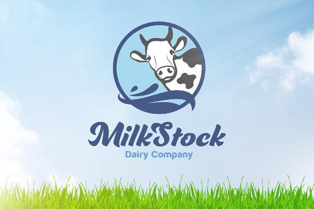 dairy company logo