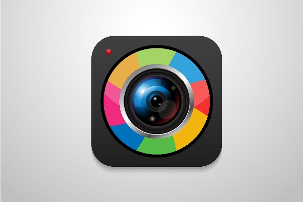 Application Camera Icon