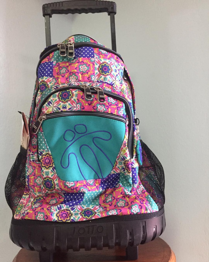 Kids Rolling Backpack