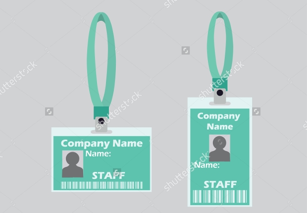 professional name tag design - Name Tag Design Ideas