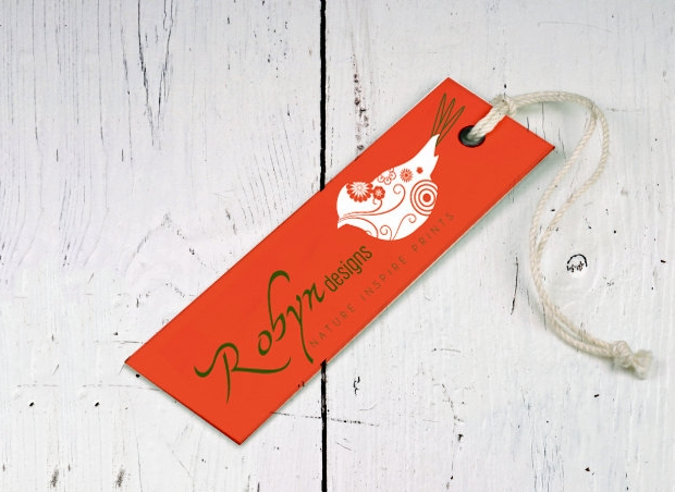 Clothing Hang Tag Design