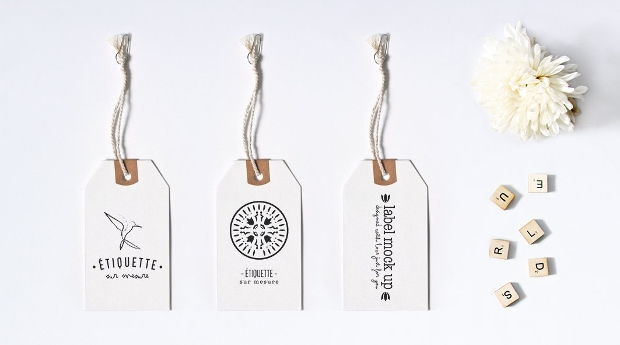 Custom Clothing Tag Design