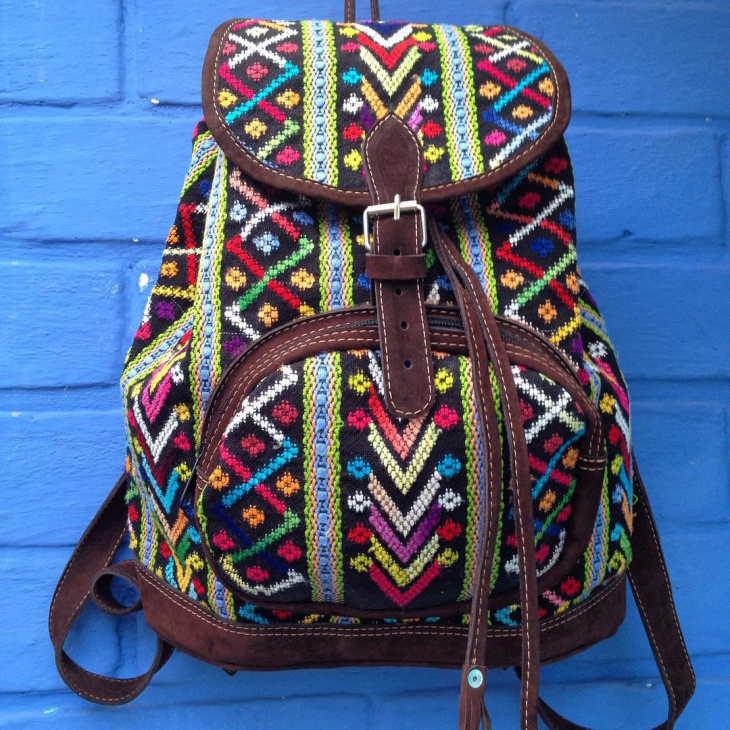 Tribal Aztec Backpack