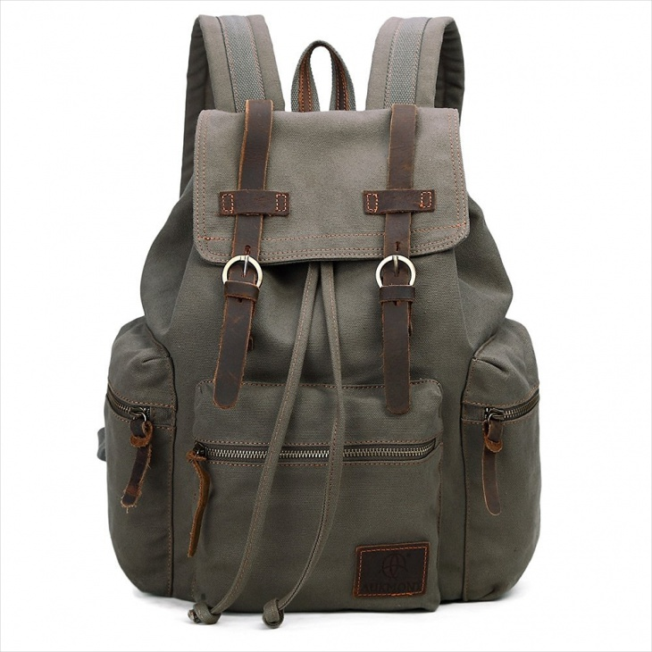 Vintage Hiking Backpack
