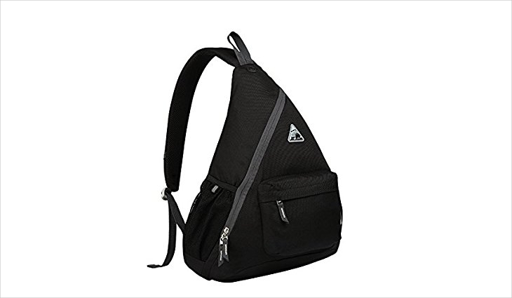 One Strap Laptop Backpack