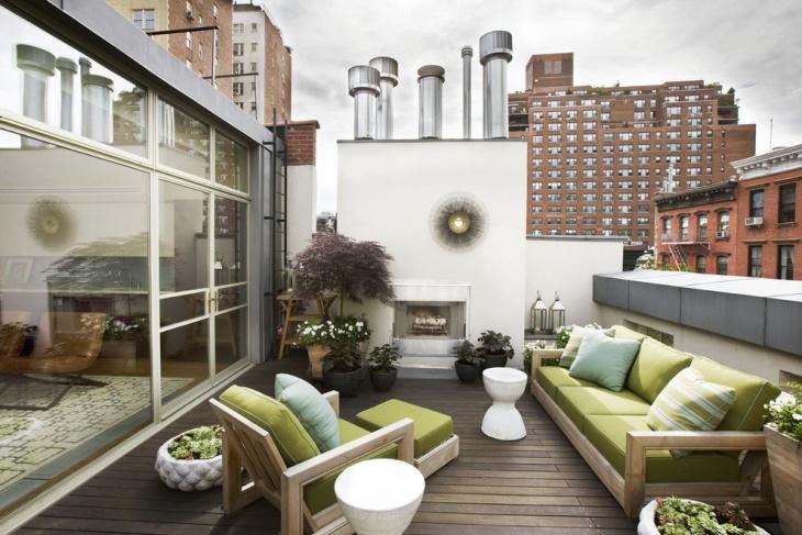 victorian terrace balcony design