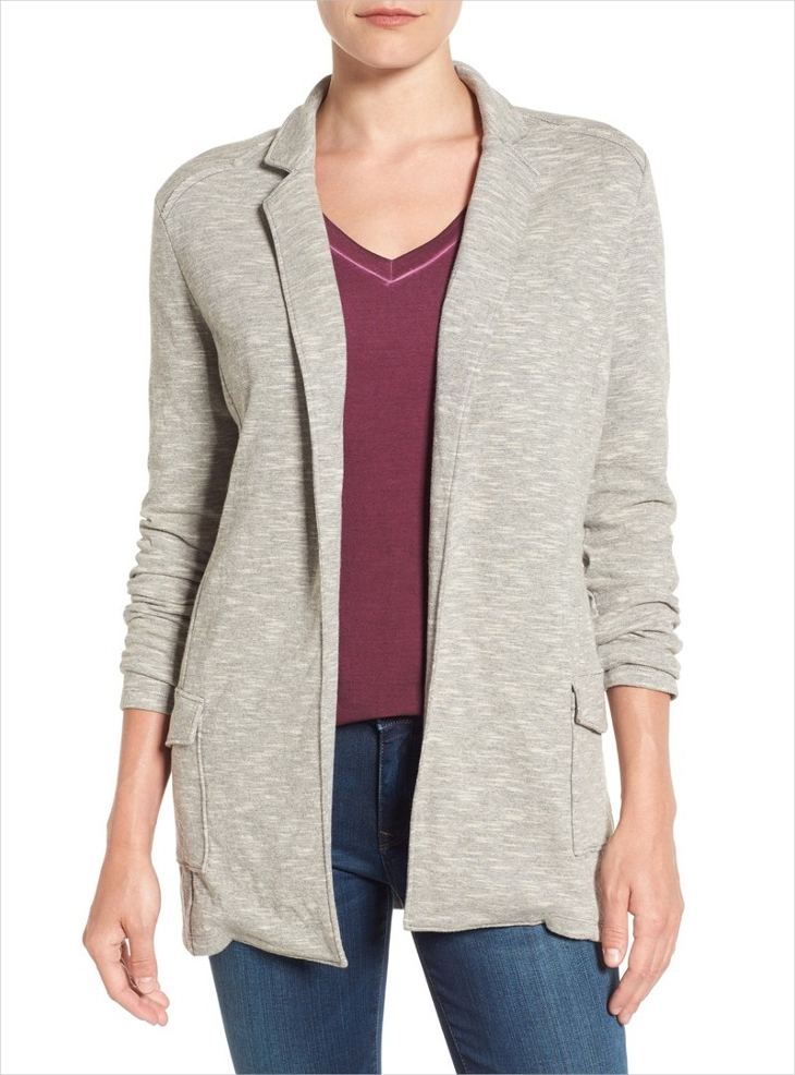 Women's Petite Casual Jacket