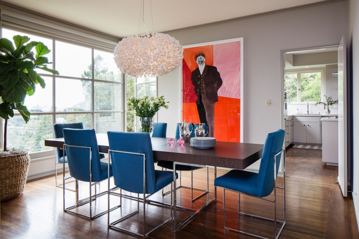 Modern Dining Room Furniture Design
