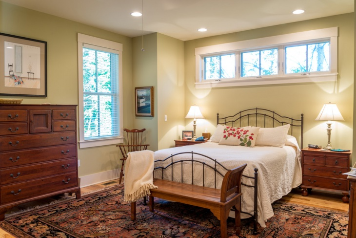 Cottage Bedroom Furniture Design