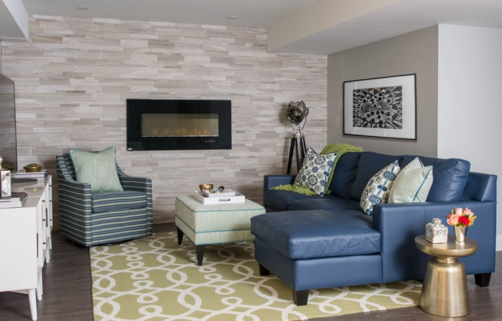 Basement Interior Furniture Design