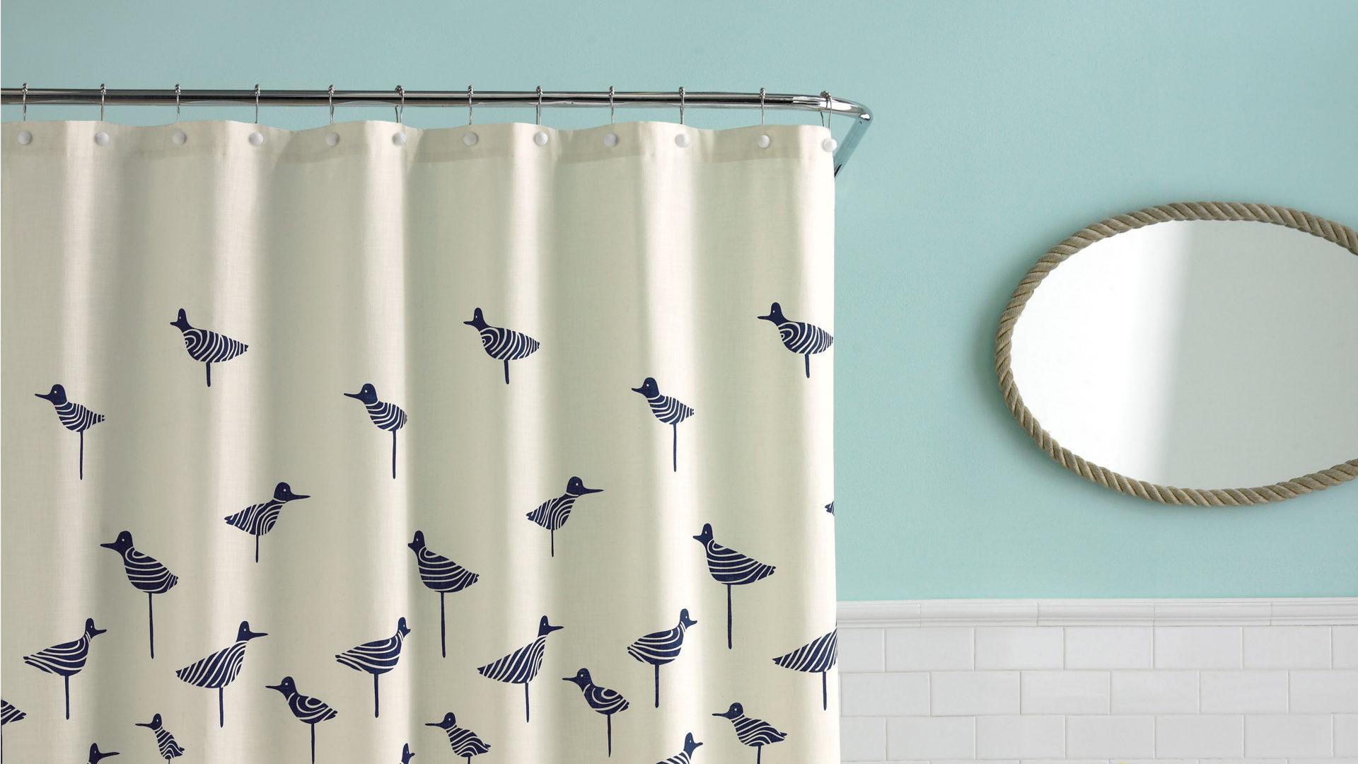 9 Shower Curtains Design Design Trends Premium Psd