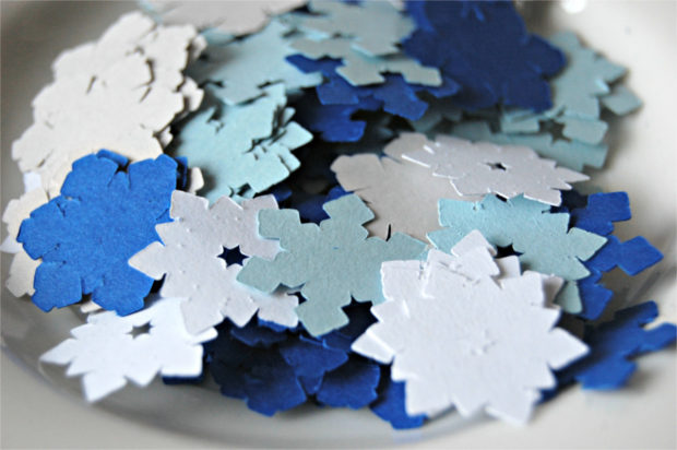 Paper Snowflake Designs for Kids