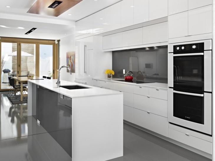 Modern Wall Cabinet Design