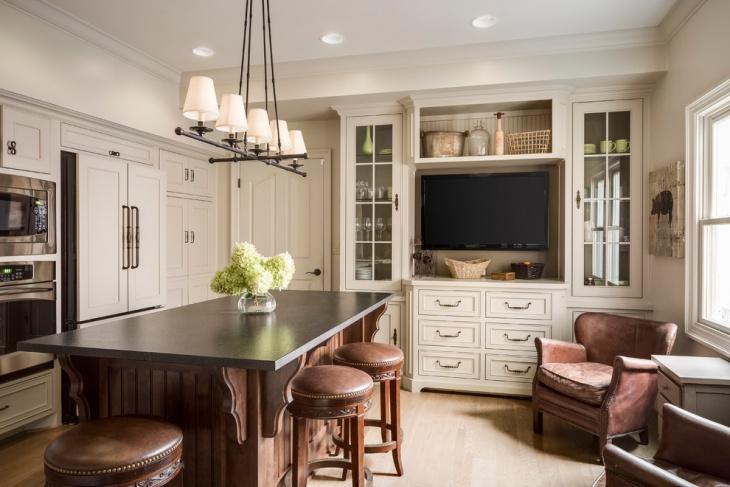 Wall Unit Cabinet Design