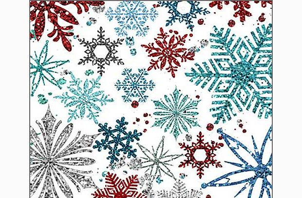 free printable snowflake designs
