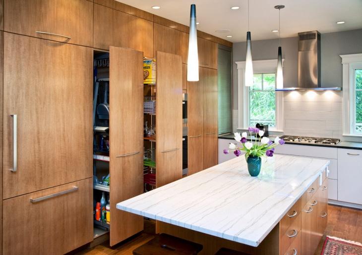 Kitchen Storage Cabinet Design