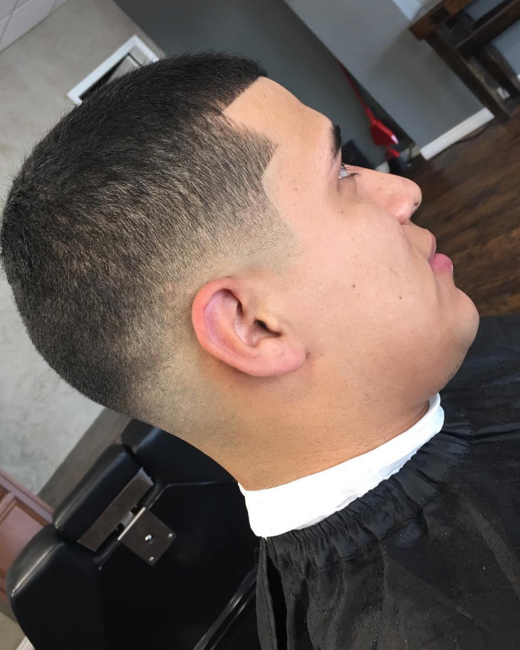 Short Low Fade Haircut