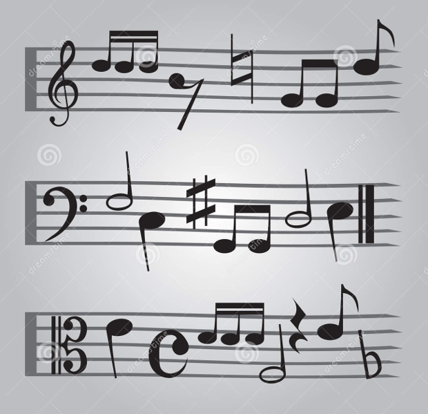 Sheet Music Icons