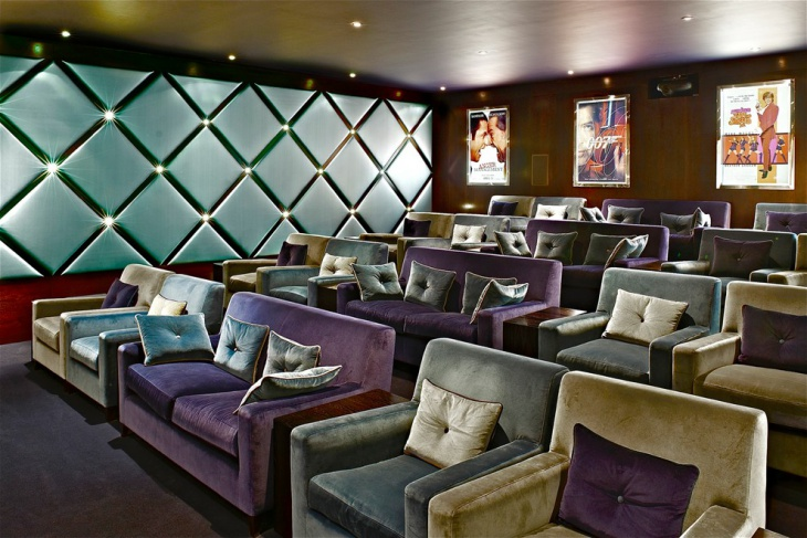 40+ Home Theater Designs, Ideas | Design Trends - Premium Psd