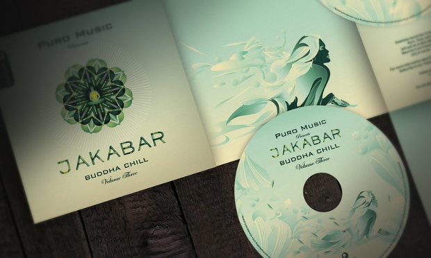 Album CD Cover Design