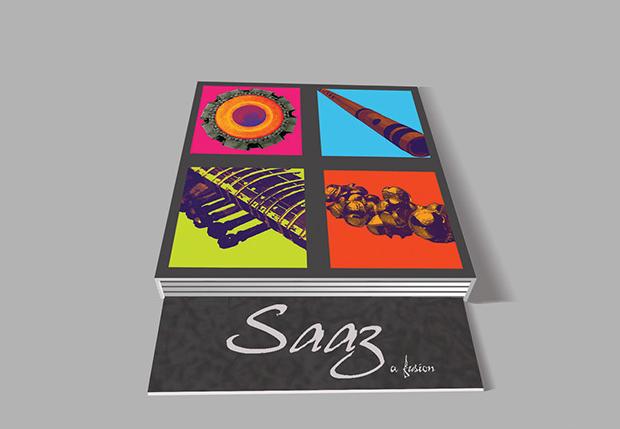 music album packaging design