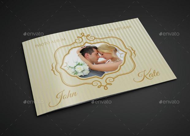 professional wedding album design