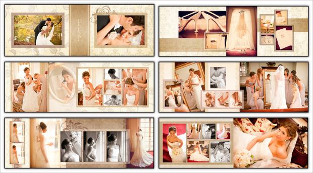 Wedding Digital Album Design