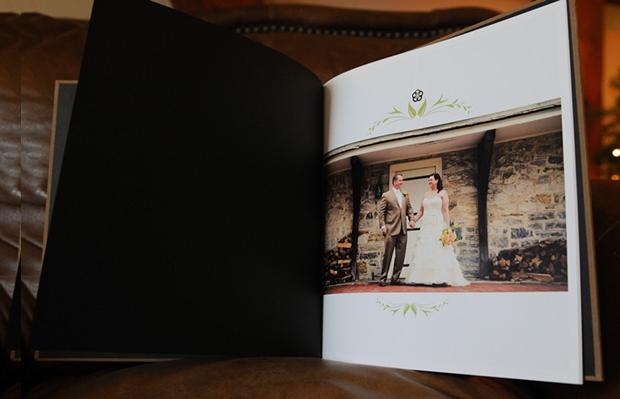 Corporate Wedding Album Design