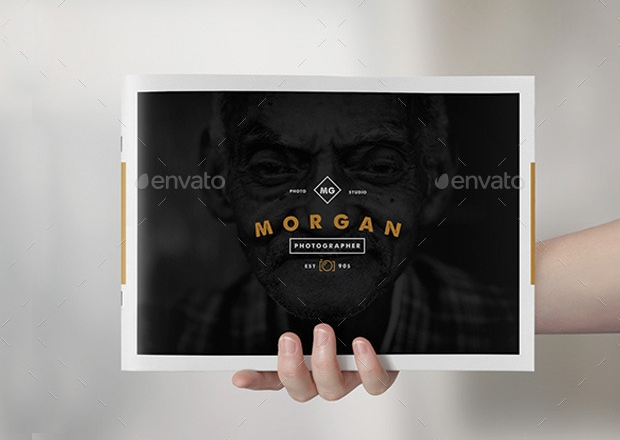 corporate photo album design
