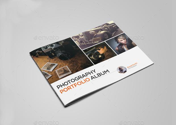 photography portfolio album design