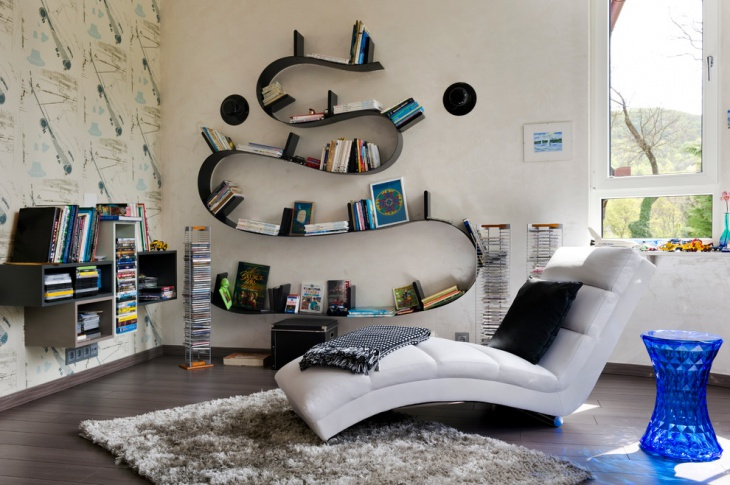 Library Lounge Furniture Design